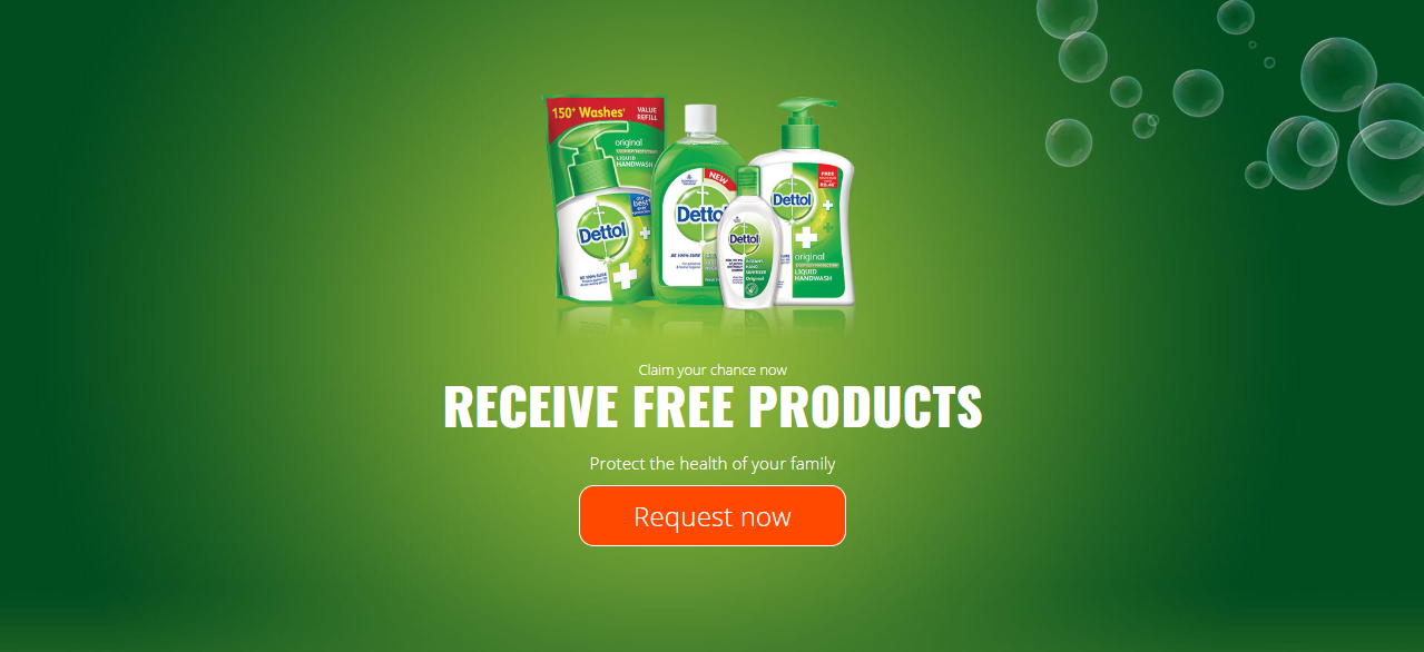 Dettol UK SOI CPL