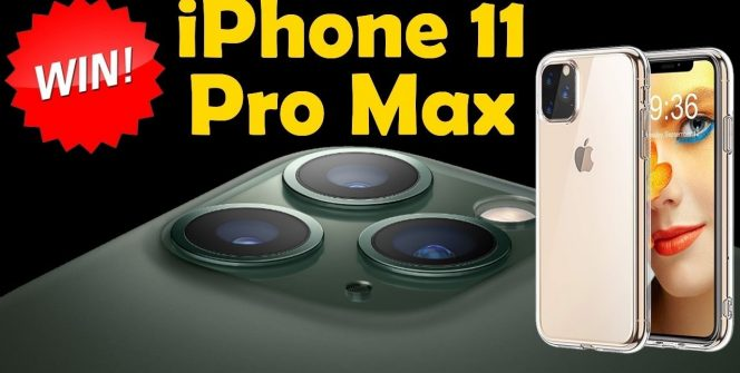 Win iPhone 11 Pro [SOI] DE